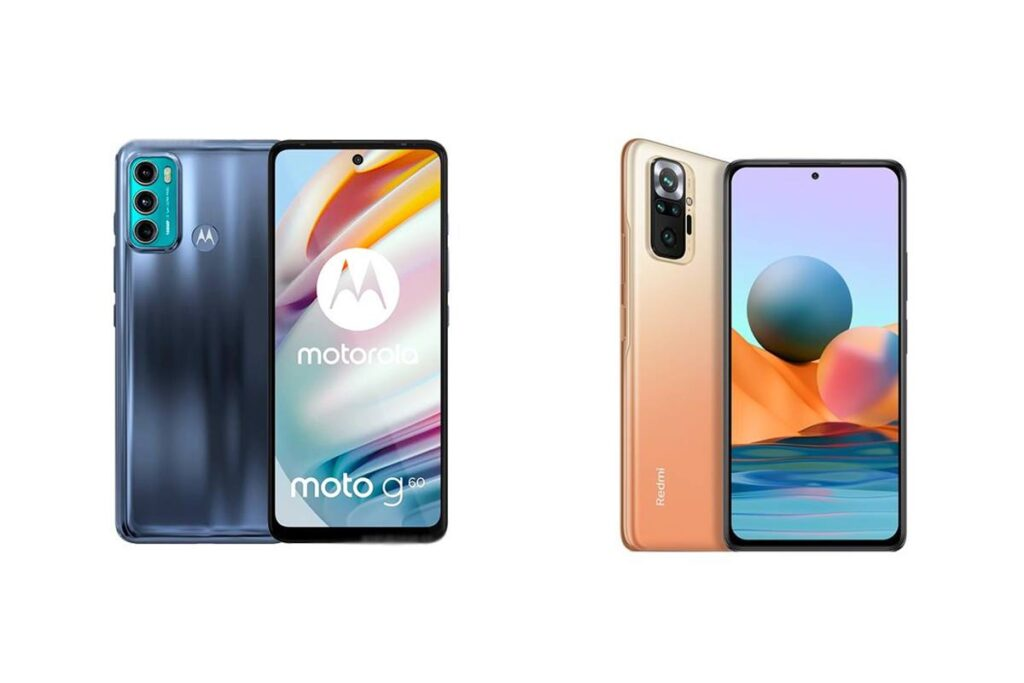 Moto G60 vs Redmi Note 10 Pro Max: Which One is for you?
