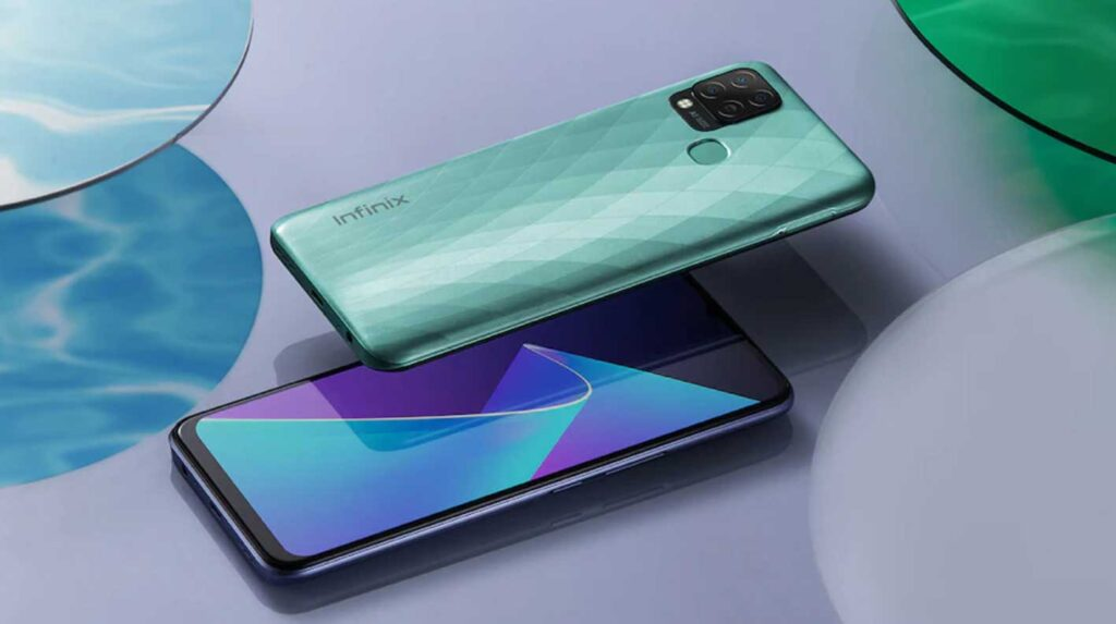 Infinix Hot 10S Offers 90Hz Display and 6,000mAh Battery for ₹9,999