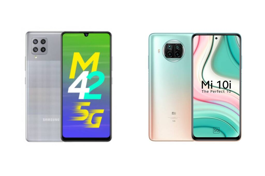 Samsung Galaxy M42 5G vs Xiaomi Mi 10i 5G: Which Snapdragon 750G Phone Should Be Your Pick?
